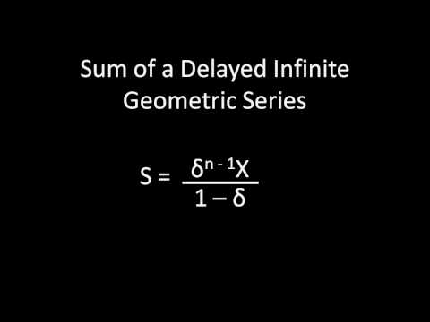 Game Theory 101: Calculating Infinite Payoffs