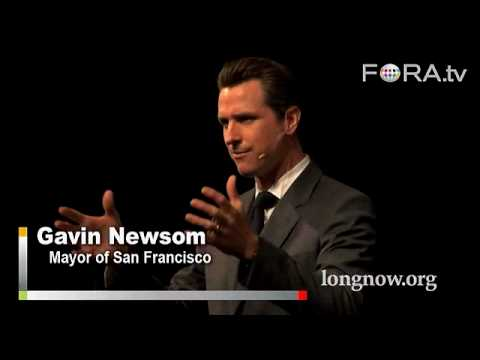 Gavin Newsom: Can Electric Car Makers Learn from Cell Phone Innovations?