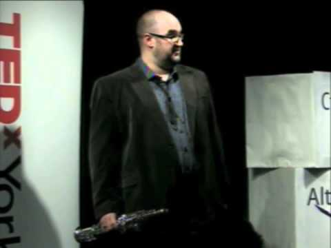 TEDxYorkU 2010 - Daniel Schnee - Song of the Senses: Cognition as Music