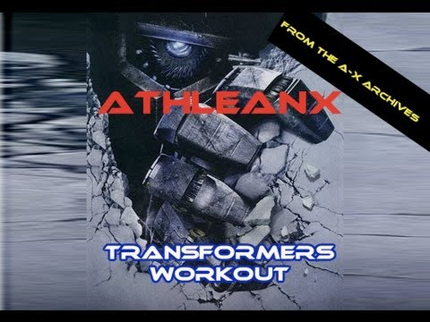 Transformers Workout - Total Body 6 Circuit Workout