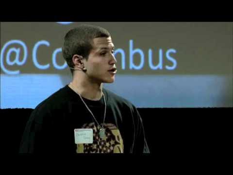 TEDxYouth@Columbus- Christian Green- Dance Performance-11/10/11