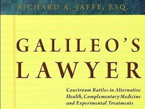 Galileo's Lawyer 2: Wake Up America # 12