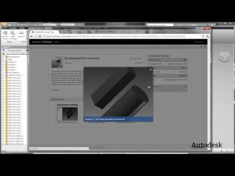 Autodesk Inventor What's New 2013 (Customize Inventor 2013 with Apps)