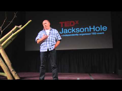 TEDxJacksonHole - Brian Leith - Filming the Invisible People