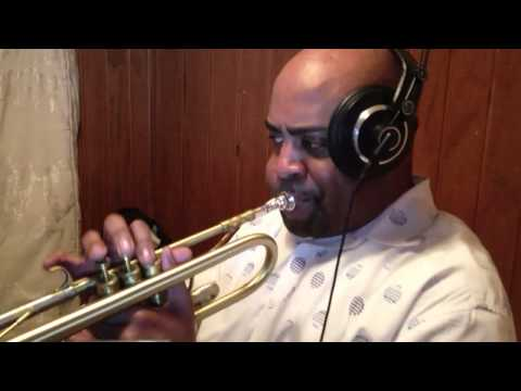 Mystery Trumpeter Revealed!  Terell Stafford