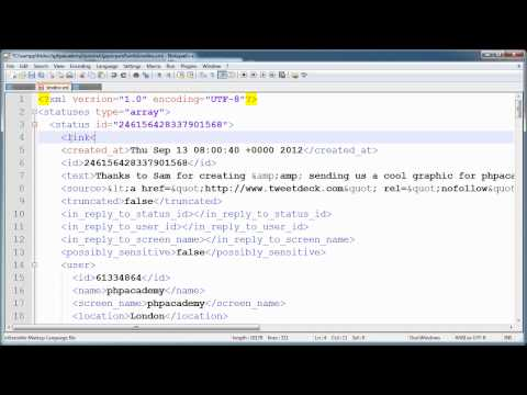 jQuery Tutorials: Reading XML files with jQuery (Part 2/2)