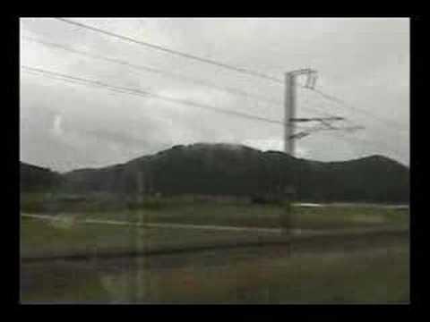 train ride to Gwangju(광주)