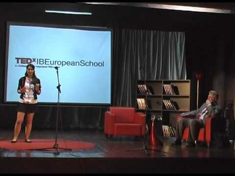 TEDxIBEuropeanSchool - Is Georgian society ready to integrate physically disabled students?