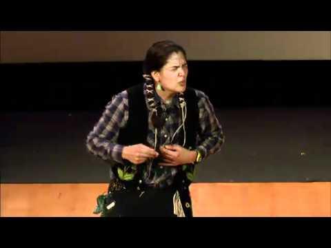 Native Storytelling: Thirza Defoe