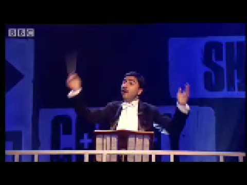 Musical Conductor comedy sketch - Comedy Shuffle - BBC