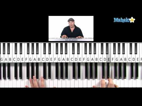 "How to Play ""Written in the Stars"" by Tinie Tempah on Piano"