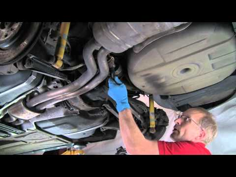 Part 2: Installing Sway Bars On A BMW