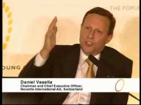 Young Global Leaders - Inaugural Summit 2005