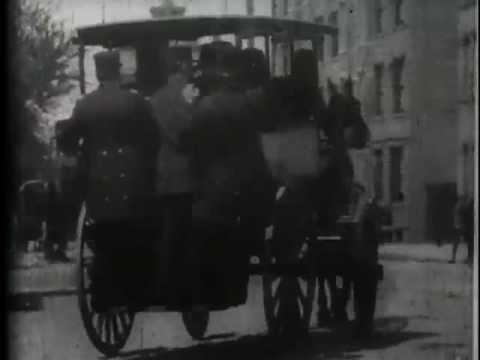 Police Patrol Wagon