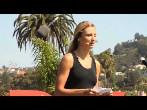 TEDxLaJolla - Morgan Anderson - Five Amazing Things of the Human Body