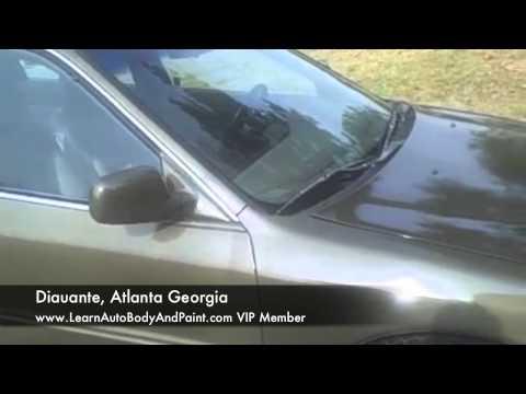 LearnAutoBodyAndPaint.com VIP Member Testimonial Case Study - Diauante from Georgia