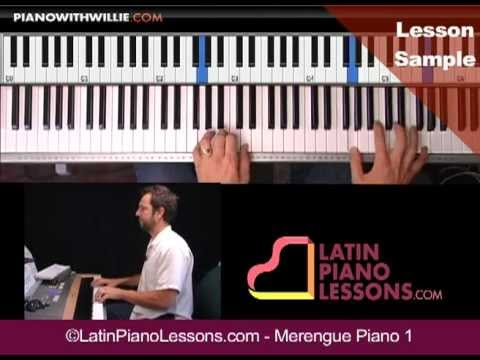 Introduction- Merengue Piano 1