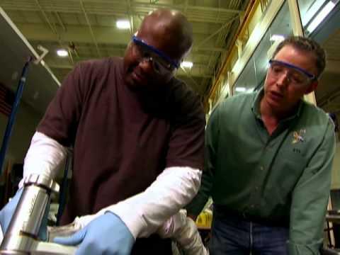 Space Shuttle Tile Repair-DIY