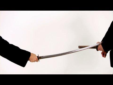 Basic Draw Strikes: Lai | Katana Sword Fighting