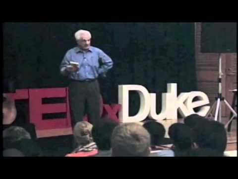 TEDxDuke - Tony Brown - Heart: Career-Maker or Career-Breaker?