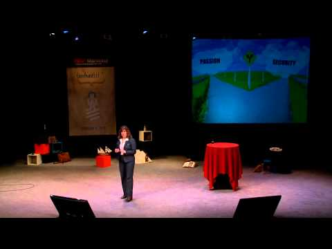 TEDxManitoba - Getty Stewart: Sharex: Sharing our Surplus
