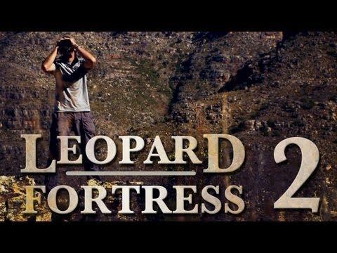 Leopard kills strange African anteater: Leopard Fortress Ep 2