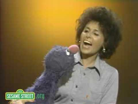"Sesame Street: Lena Teaches Grover To Say ""How Do You Do?"""