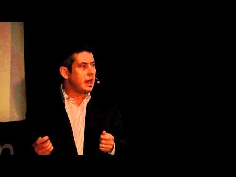 TEDxDarwin - Chris Garner - Transforming the Teacher in Indigenous Education
