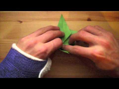 Origami Tyrannosaurus Rex