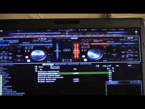 Pioneer  DDJ Ergo with Virtual DJ