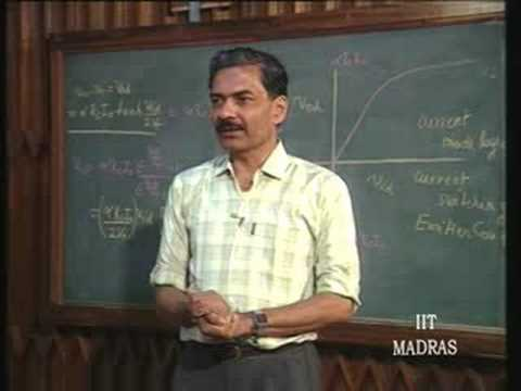 Lecture - 4 Differential Amplifier