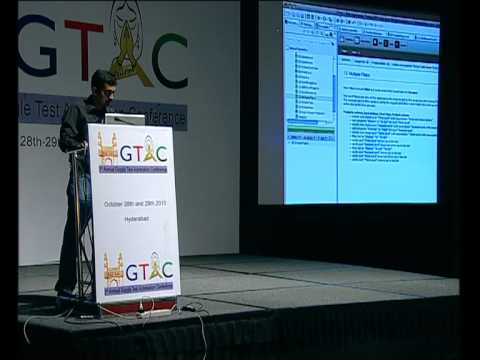 GTAC 2010: Twist, A Next Generation Functional Testing Tool for Building and Evolving Test Suites