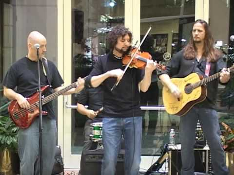 Irish Music by Blaggards for Cancer Patient at MD Anderson