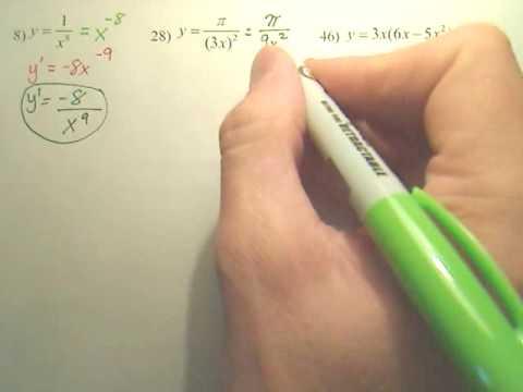 2.2 Practice - Calculus