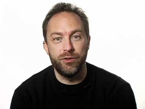 Jimmy Wales on a Business Model for Social Networking