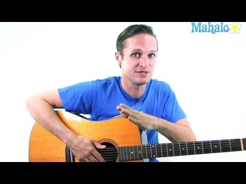 "How to Play ""Love Me Tender"" by Elvis Presley on Guitar"