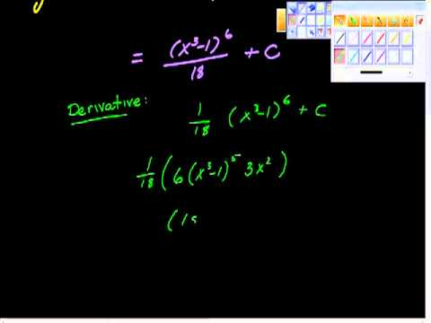 Proof of Integration by Differentiation #2. AP Calculus