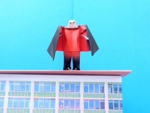 Origami Vampire