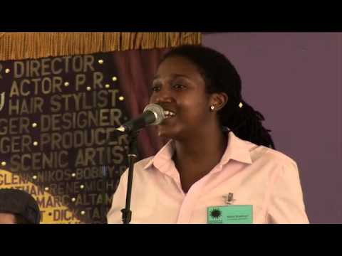 "HIV/AIDS through Spoken Word: Mary Bowman's ""Dandelion"""