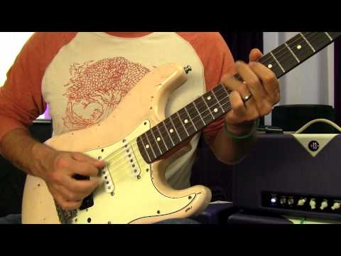 Blues Soloing and New Ways To Use The Pentatonic Scale Part 2
