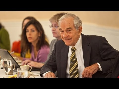 On Lack of Media Recognition, Ron Paul Thanks Jon Stewart