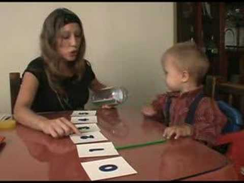Toddler-Math. Arithmetic idea 5