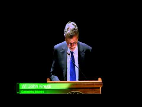 12. W. John Kress - Perspectives on Limits to Growth: Closing remarks