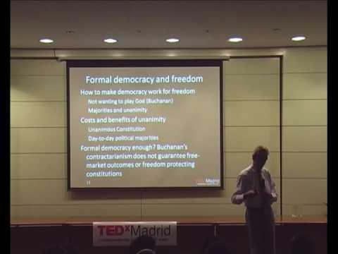 TEDxMadrid - Pedro Schwartz - 10/03/09