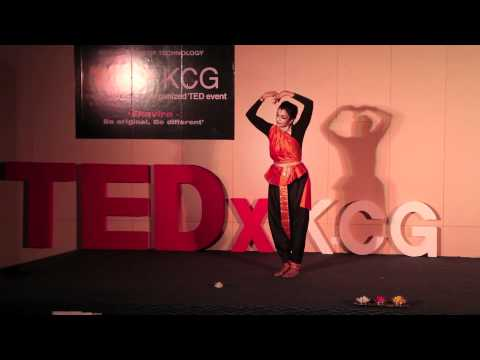 TEDxKCG - Anita Ratnam - The Three Goddesses in my Life