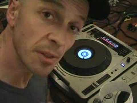 Dj Tutorial, Video 2, The loop function of a Pioneer CDJ-800 turntable