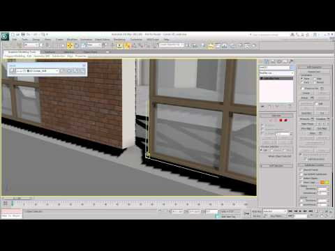 Working with AutoCAD Files - Part 5 - Creating Curtain Walls