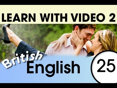Learn British English with Video - 5 Must-Know British English Words 2