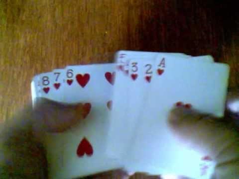 Grandpa's Card Trick
