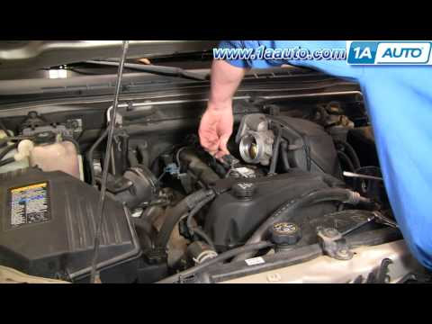 How To Install Replace Engine Ignition Coils 2004-12 Chevy Colorad
